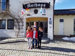 Rathaus Höhenkirchen - Geheimnislüfter Dreh 2018