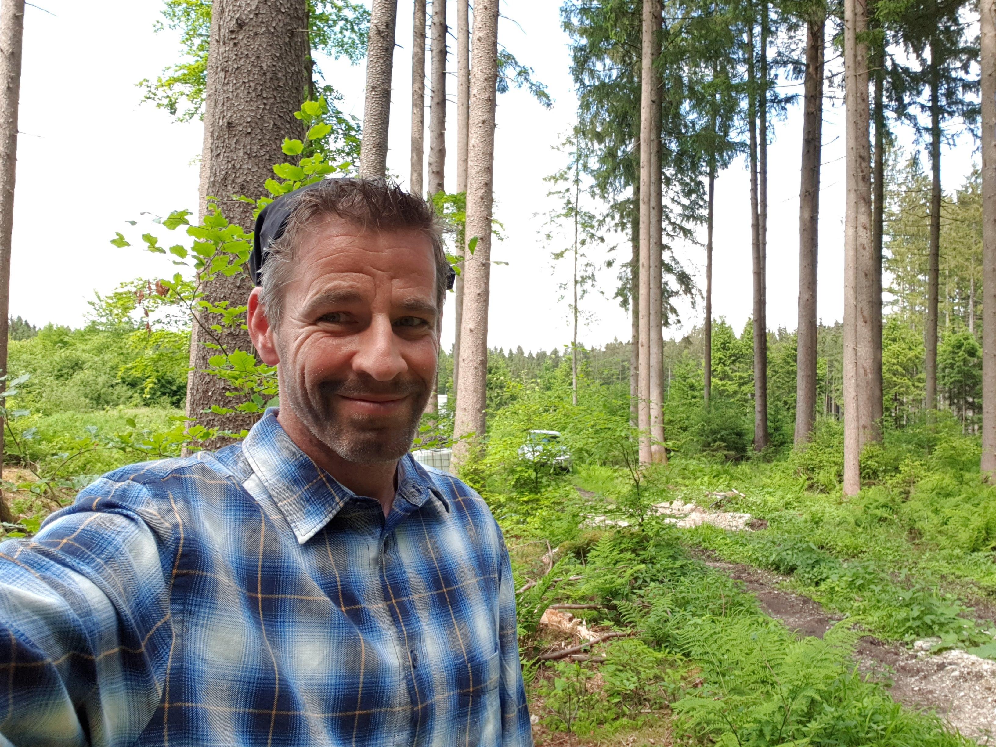 Stuntdouble Wayne Carpendale - Soko München