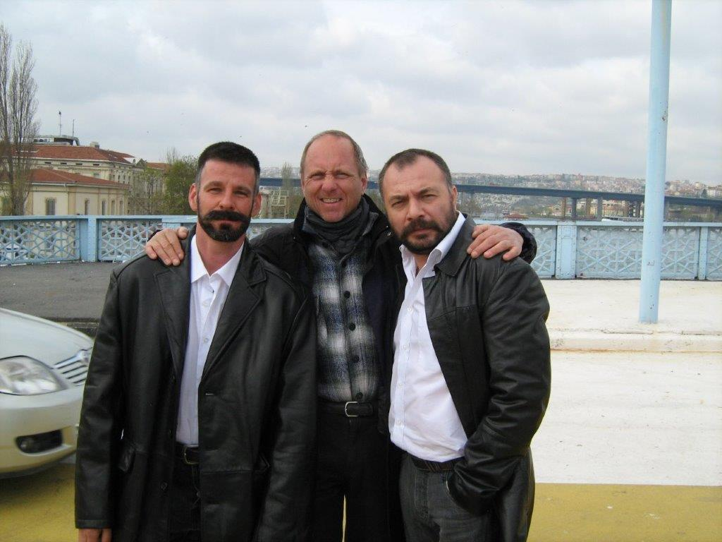 Stuntdouble Tim Vetter A Bosniac Rhapsodyin Istanbul Dreh Alia