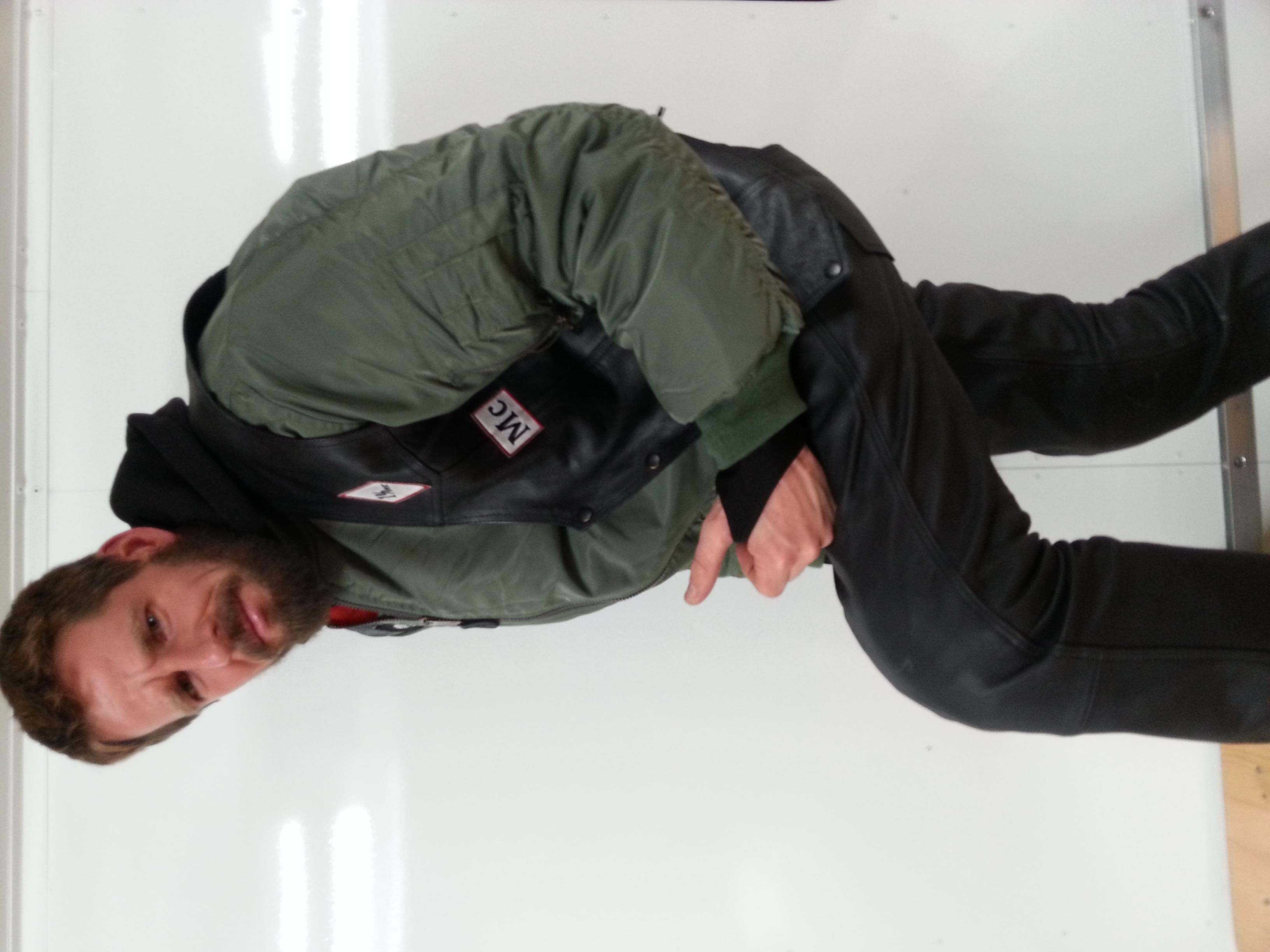 Stuntplayer Tim Vetter Der Alte
