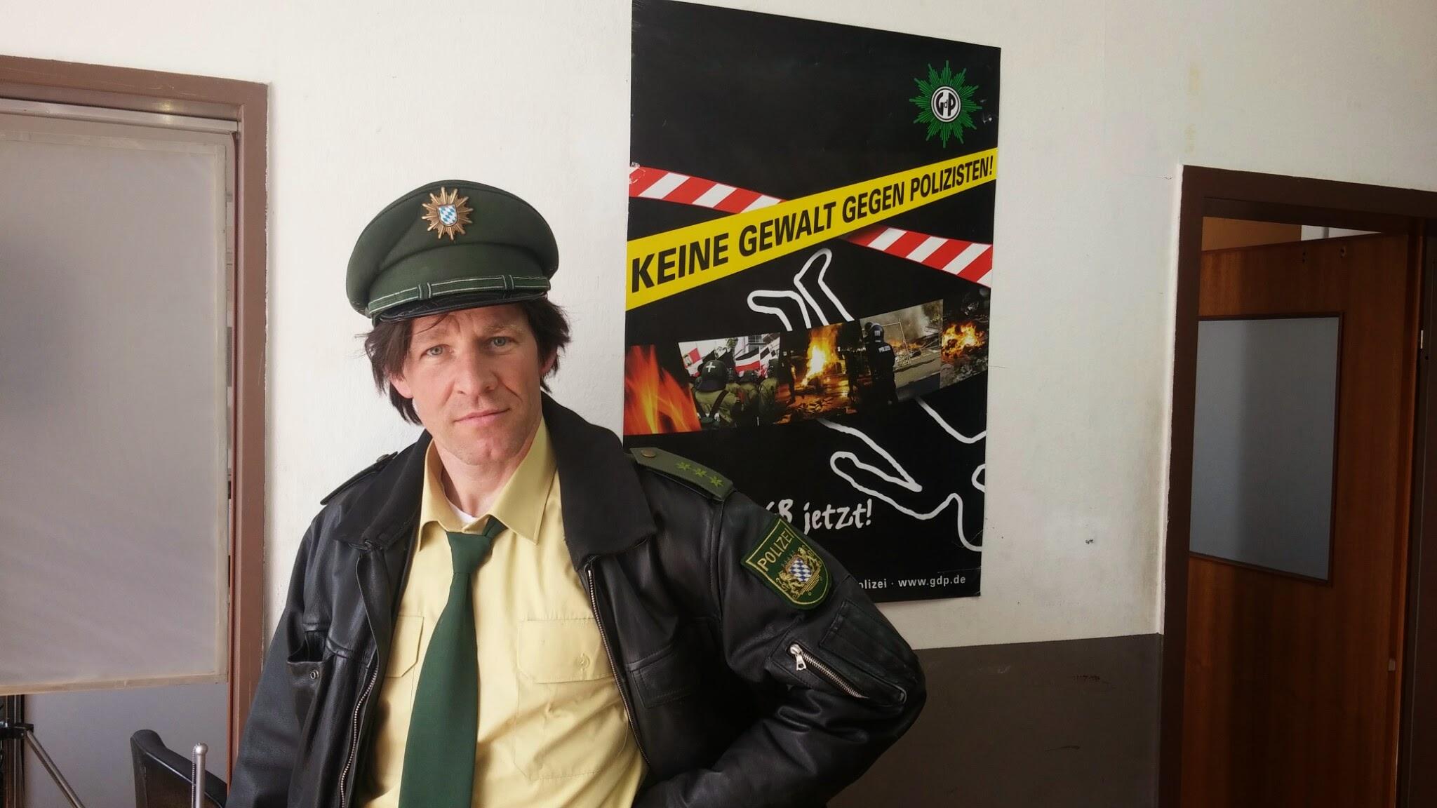 Stuntdouble Tim Vetter Hubert und Staller
