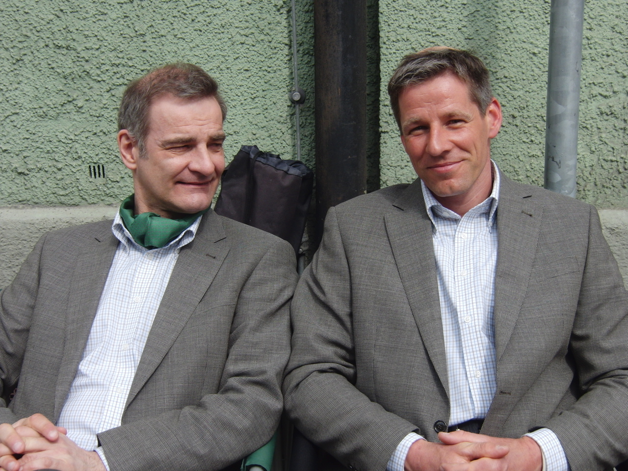 Stuntdouble Tim Vetter - Soko München