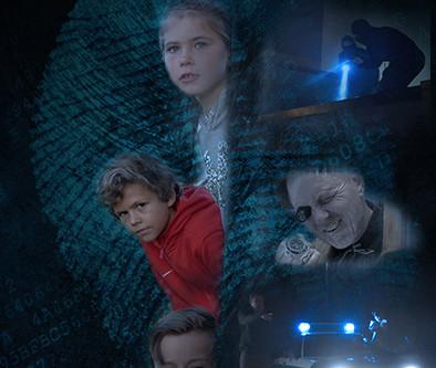 """Filmmaker Projekt: """"Die Geheimnislüfter"""""""