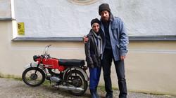 Stuntdouble mit Petra Fritzi Hennemann - Der Ballon