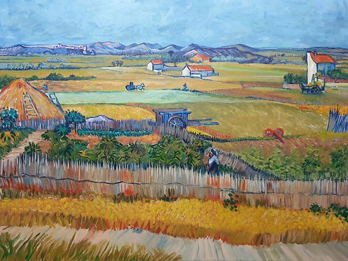 The Harvest - Sipariş