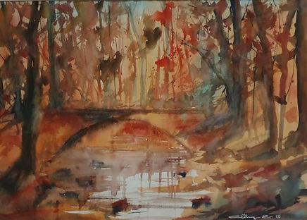 Yeni Hayat dizisi tabloları - Manzara
