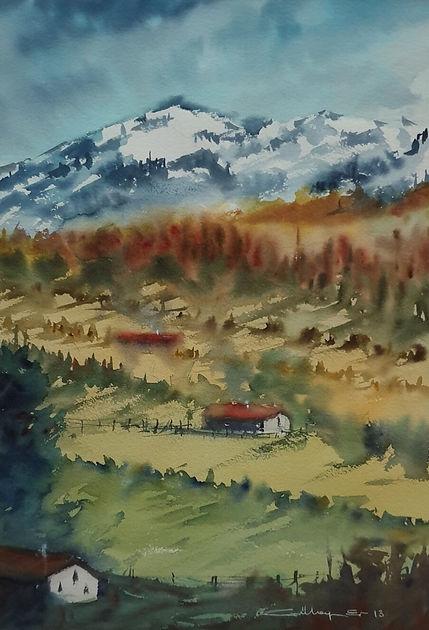 Köy Manzarası