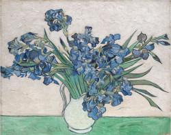 İrises - Van Gogh Tablosu