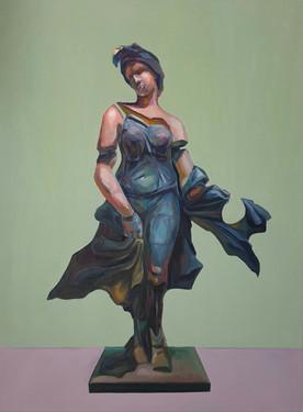 Dancing Sculpture - Perge