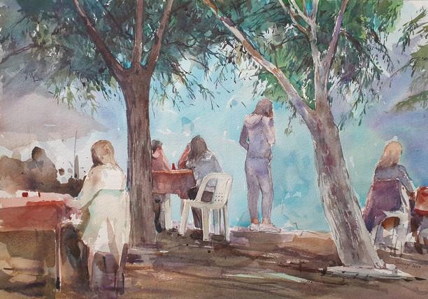 Çay Bahçesi 2