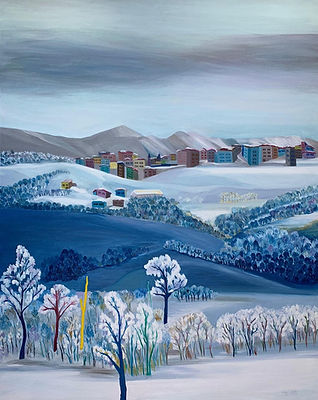 Hanyanı Köyünde Kış_92x73_2017.jpeg