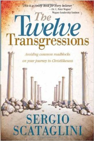 The Twelve Transgressions (by Sergio Scataglini)
