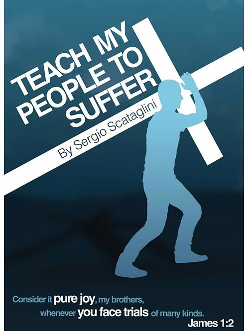 Teach My People To Suffer DVD