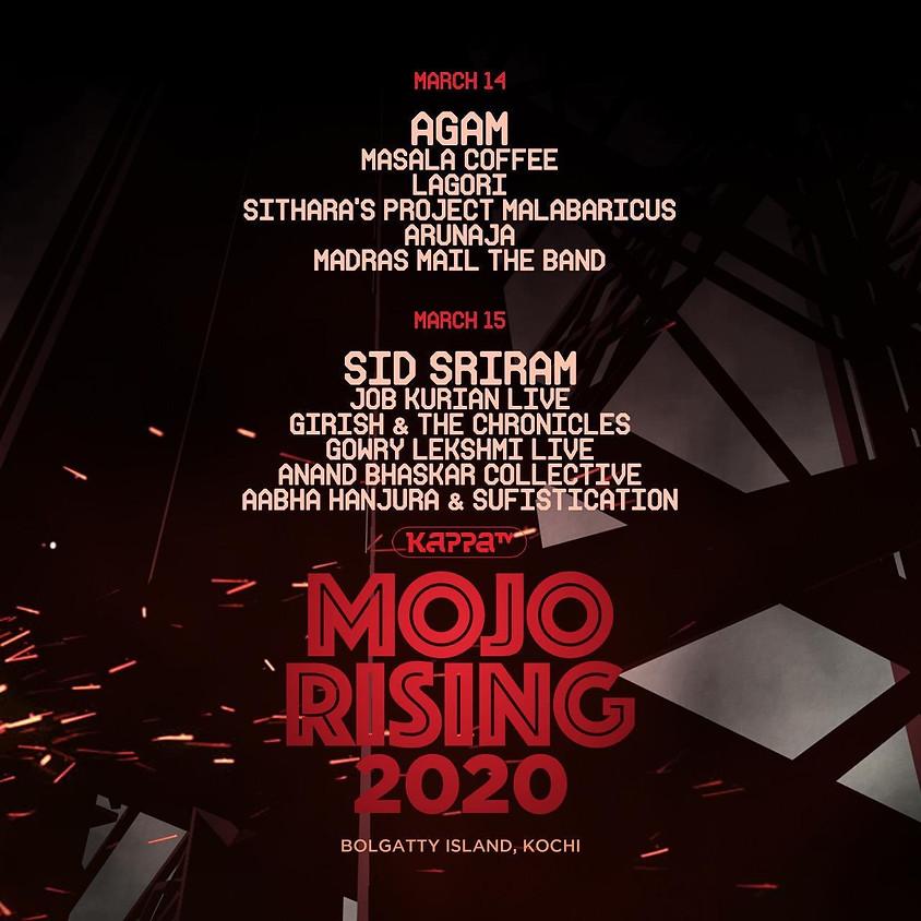 Mojo Rising Kochi '20
