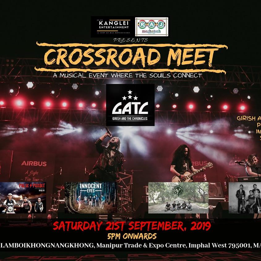 Crossroad Meet, Imphal