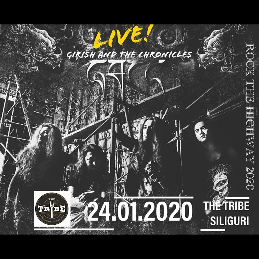 Live at The Tribe Siliguri '20