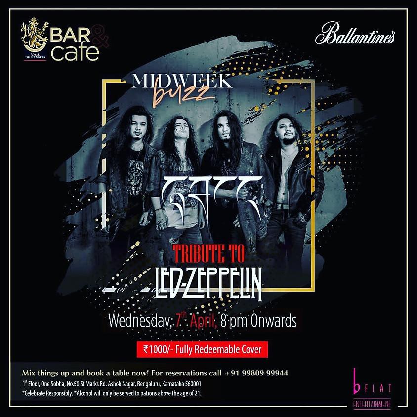 Tribute to Led Zeppelin - RCB Bangalore