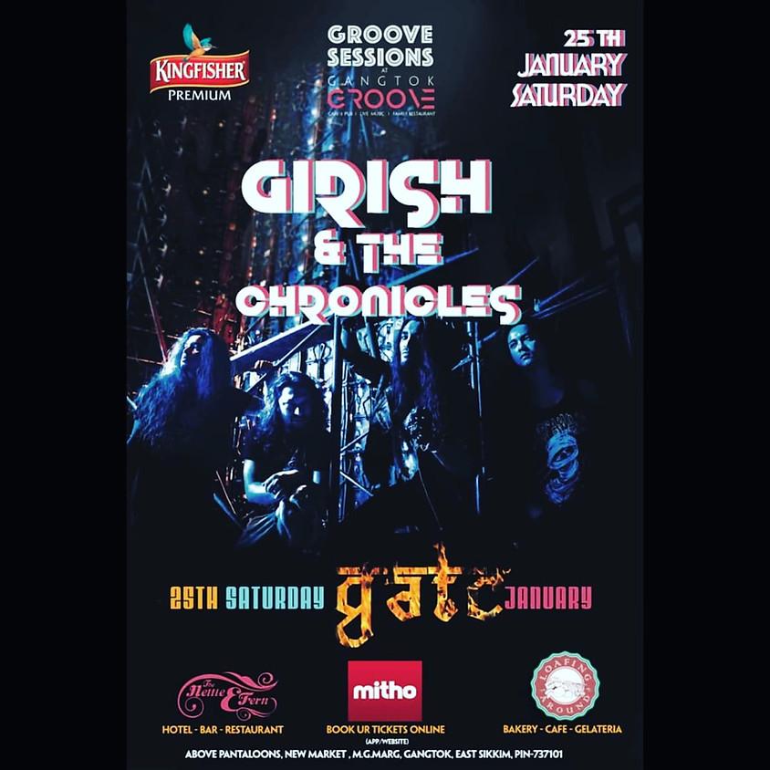 Live at Gangtok Groove