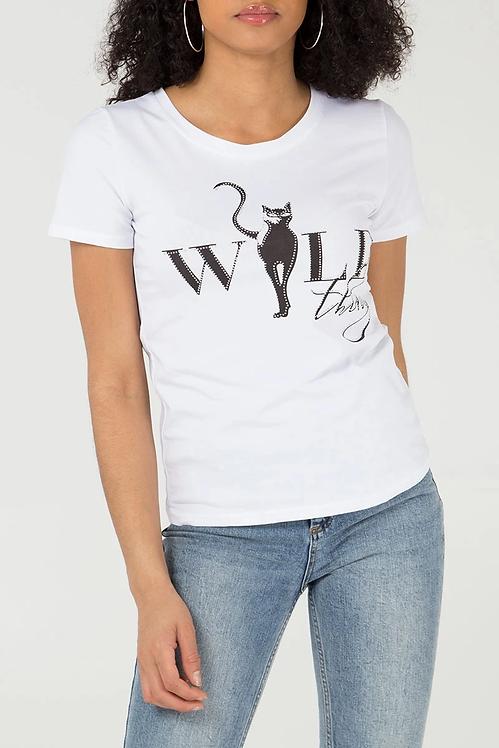 Diamante Wild Thing T.Shirt