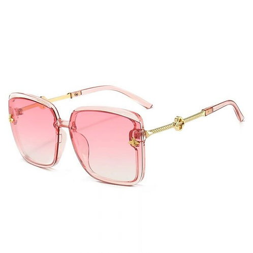 Bee Sunglasses in Pink