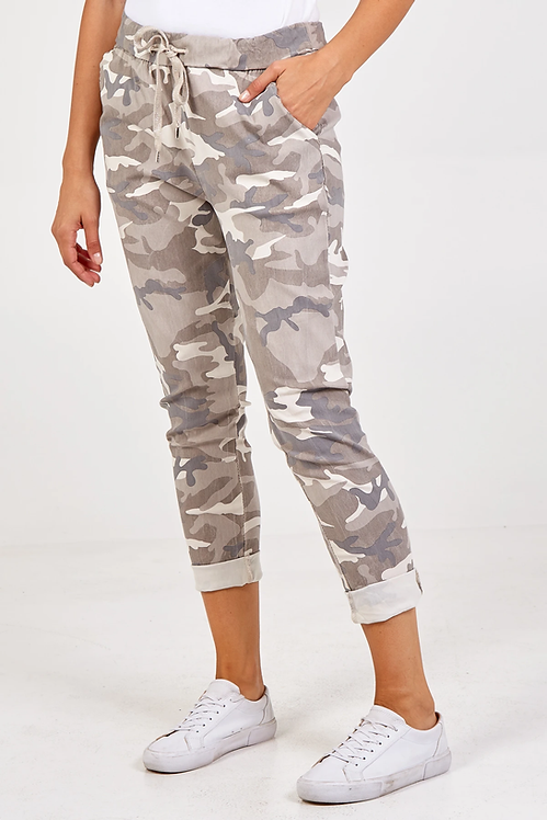 Curve XL Magic CamouflageTrouser