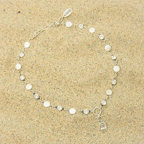 TREATY  Aurora White Necklace