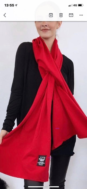 A Fantastic long Elie Scarf in 5 colours.