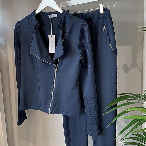 Set of Biker Jacket and Joggers fit up to size 14.