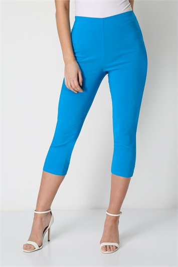Pomodoro Bengalin trousers in Oceon Blue