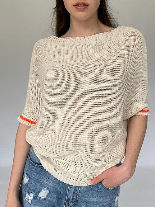 Candy Pop Cotton Mix Sweater