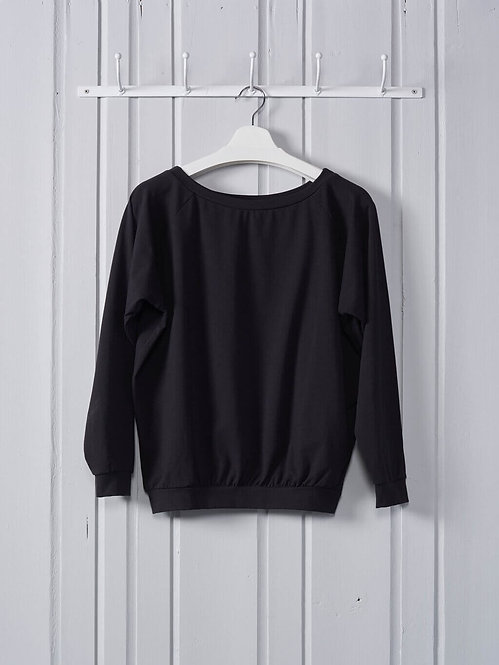 CHALK Holly Sweater in black