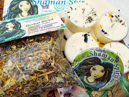 Shaman Spirit – Silver RavenWolf