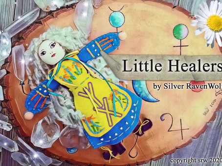 Little Healers -- Crafting Magick for Healing