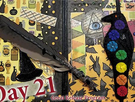 Great Release Program - Day 21