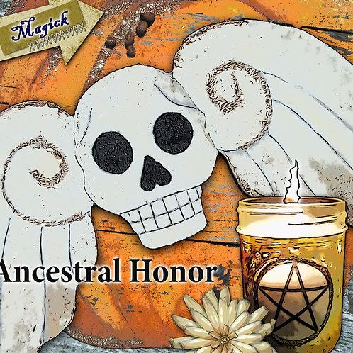 Ancestral Honor Magickal Herbal Powder