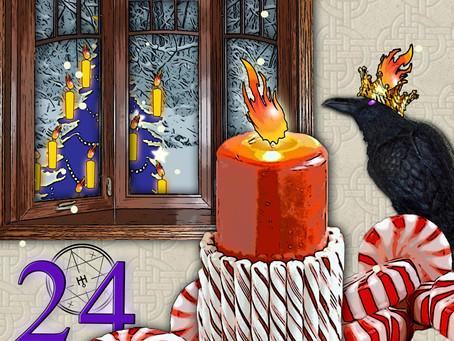 Great Release Program – Day 24 – 24 December – Be Innovative! – Silver Raven