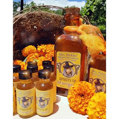 Aztec Marigold Liquid Fluid Condenser