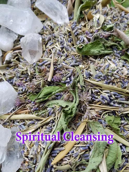 Spiritual Cleansing & Aura Clearing Herbal Mix