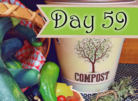 Day 59 -- Open the Way with Compost Magick!