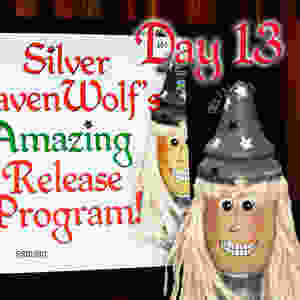 Day Thirteen of Silver RavenWolf's Great Release Challenge