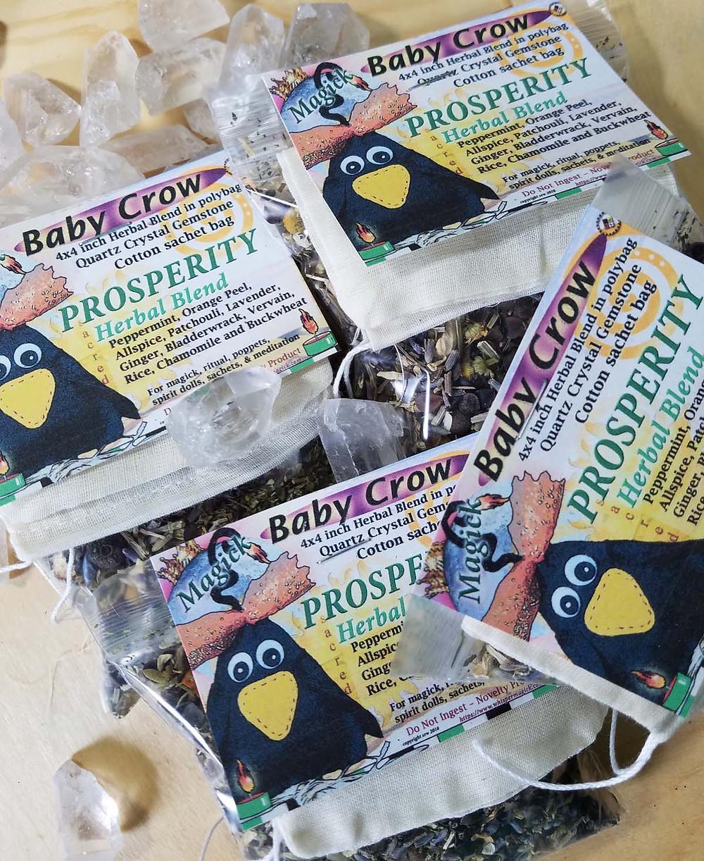 Prosperity packets