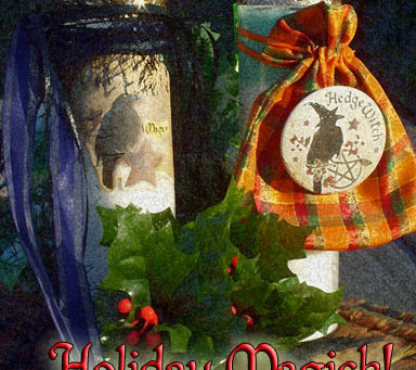 Magickal Tips for Holiday Candle Decorating & Wax Melt Making