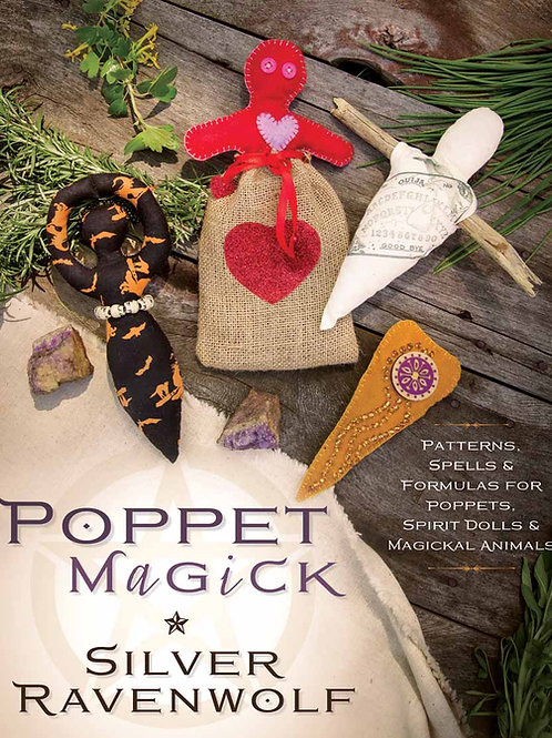Poppet Magick Full Color Book