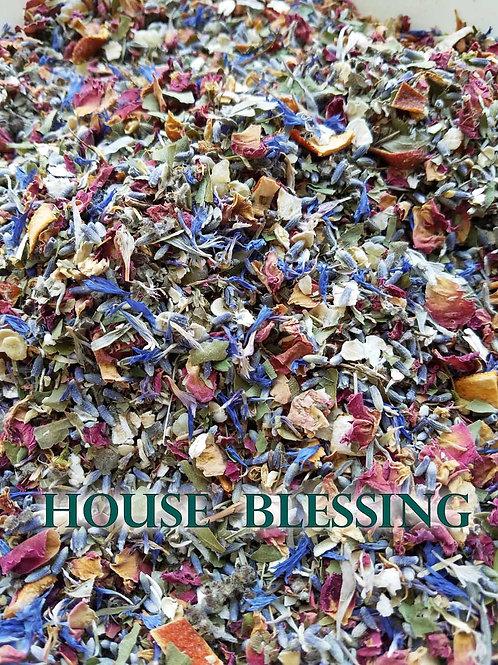 House Blessing Herbal Blend
