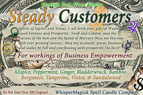 Steady Customers Wax Tarts