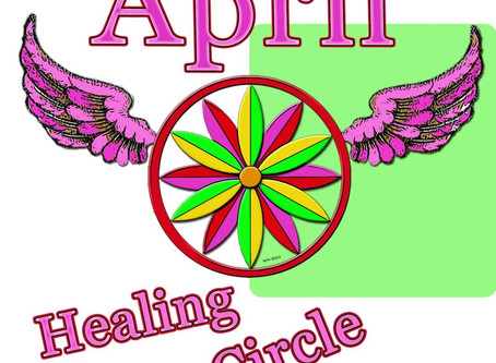 Silver RavenWolf Announces April Healing Circle and Prayer List also new hashtag for healing