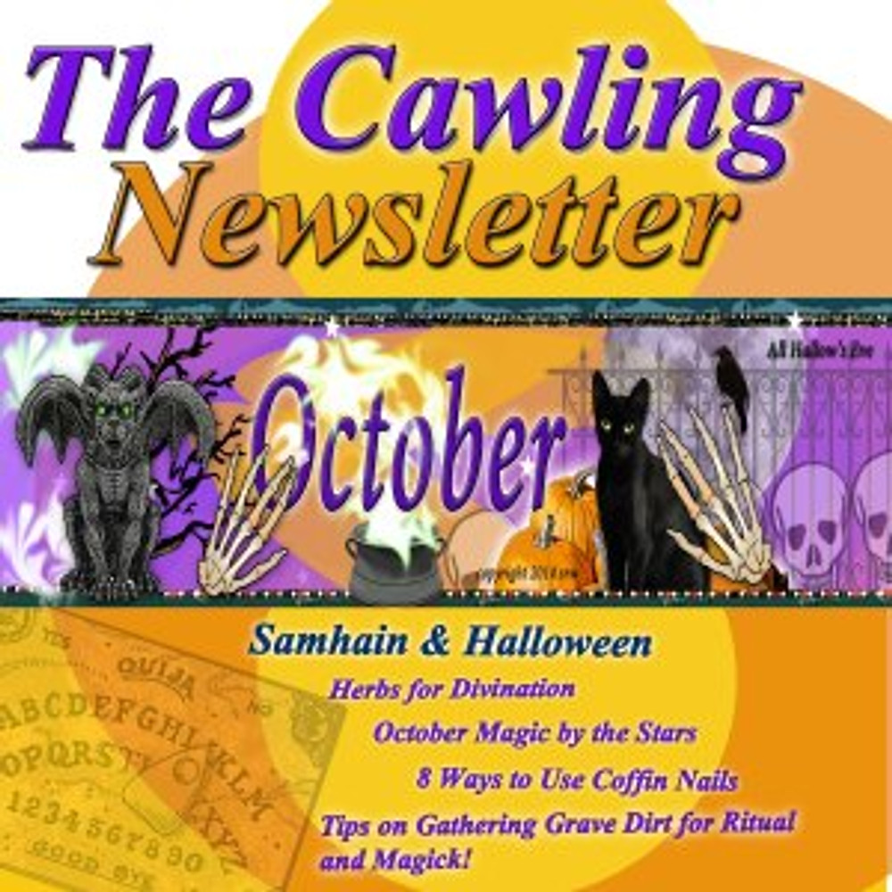 October Issue of The Cawling!
