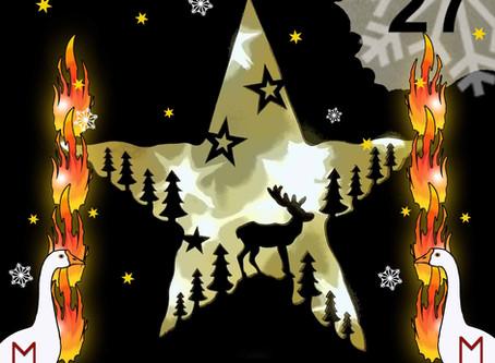 Silver RavenWolf – Day 27 – Sunday – 27 December – Great Release Challenge!