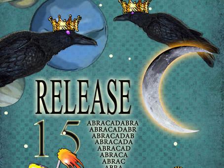Great Release Program — Day 15 — Monday — Break Day — Silver RavenWolf