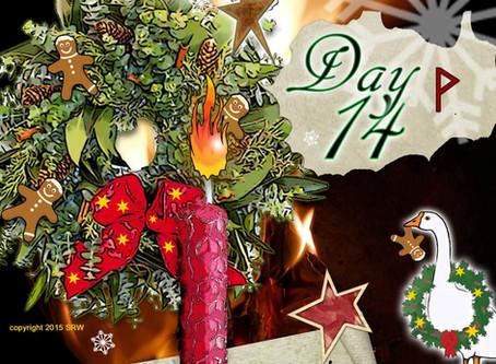 Silver RavenWolf – Day 14 – Monday – 14 December – Great Release Program